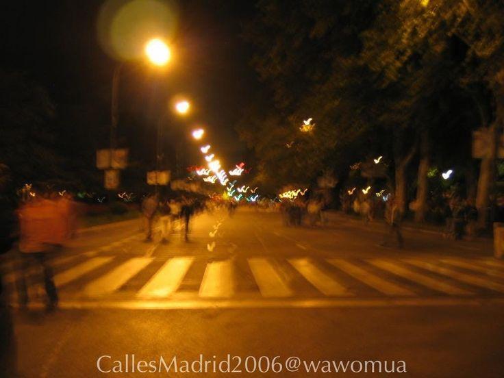 Calles de Madrid2006/ Paseito por el Paseo del Prado #vidamadrid #Madrid #madridtme #instamadrid #igersmadrid #ok_madrid #madridgrafias #madridmemola #madridmemata #loves_madrid #ig_madrid #igers #マドリード #マドリッド #españa #instaespaña #callesdemadrid #calles #cielo #noche #paseodelprado