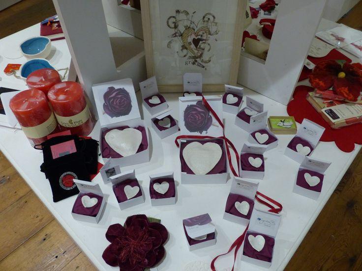 Valentine's Day display 2014