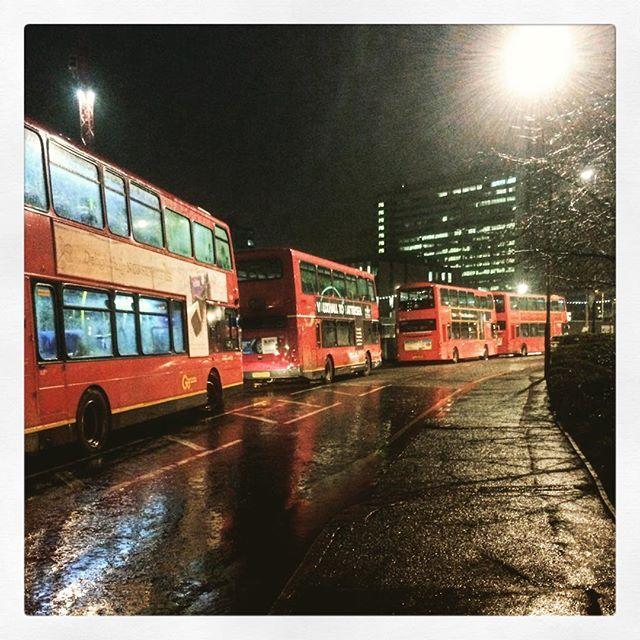 Public Transport Chaos in Lansdowne Road - Croydon