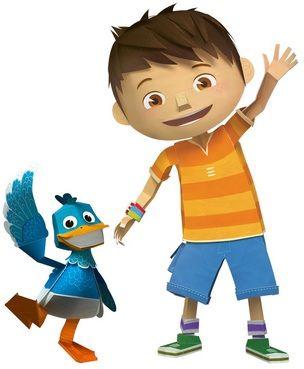 zack and quack - Google Search
