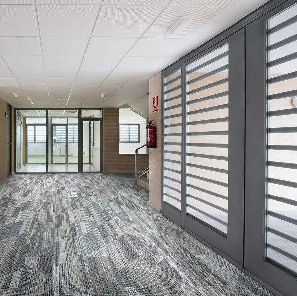 carpet tile installation patterns. carpet tile pattern: driftwood by interface installation patterns