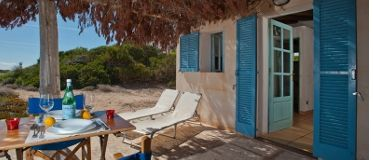 #Accommodations in the country house in Majorca
