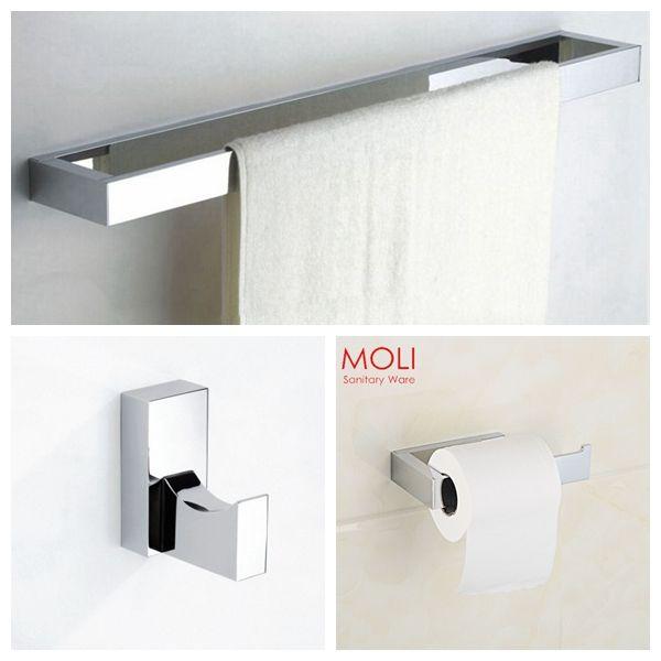 Аксессуары для ванной комнаты площадь вешалка для полотенец, держатель для туалетной бумаги, крюк робы аксессуары для ванной комнаты ванна-аппаратный комплекс
