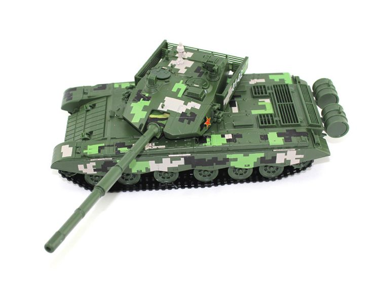 99 main battle tanks 1:35 Alloy model,Toys&Hobbies