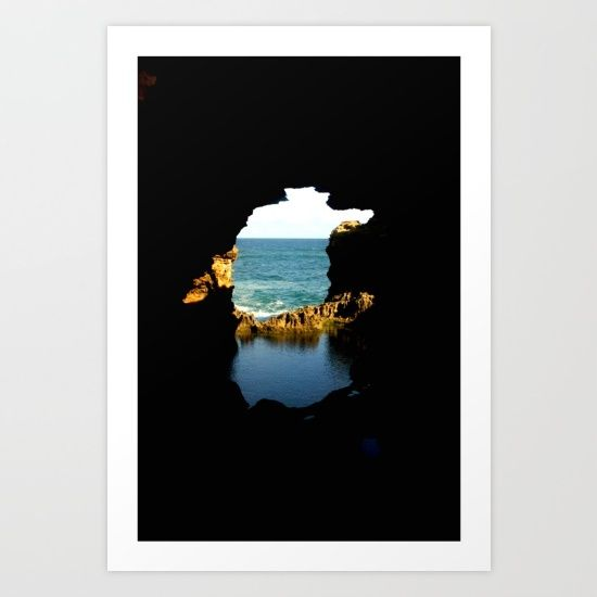 The Grotto is part of the limestone coast in Victoria. The cave and arch have been formed over a period estimated at 250 million years.  Australia