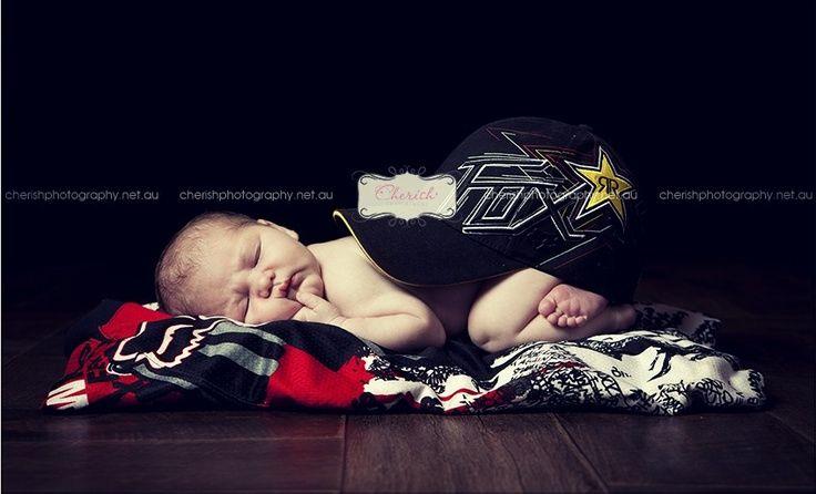 Motocross Baby will be my kids