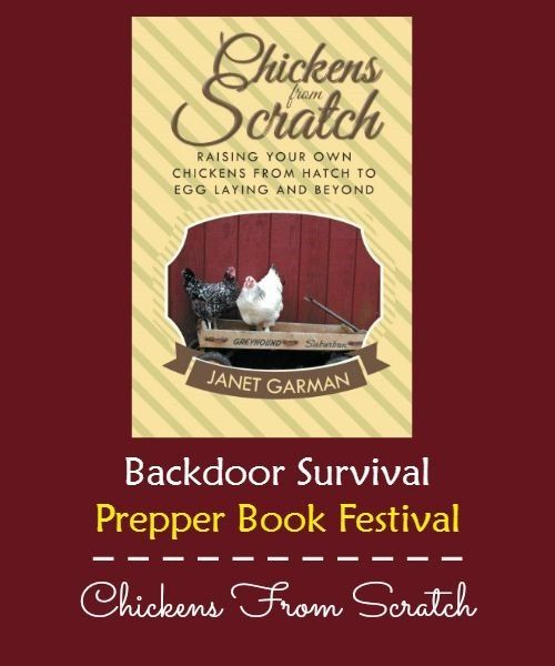 Prepper Book Festival Chickens from Scratch | Backdoor Survival