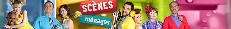 SUPPRIME Tentez de gagner le coffret DVD de la nouvelle sais : Scènes de ménages sur M6