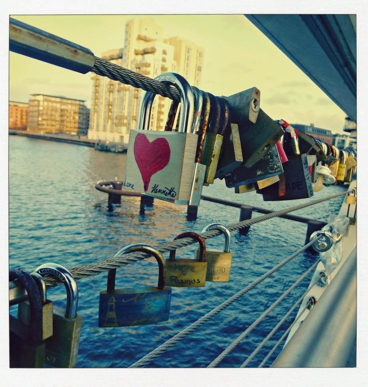 Lock of Love - Brygge Broen
