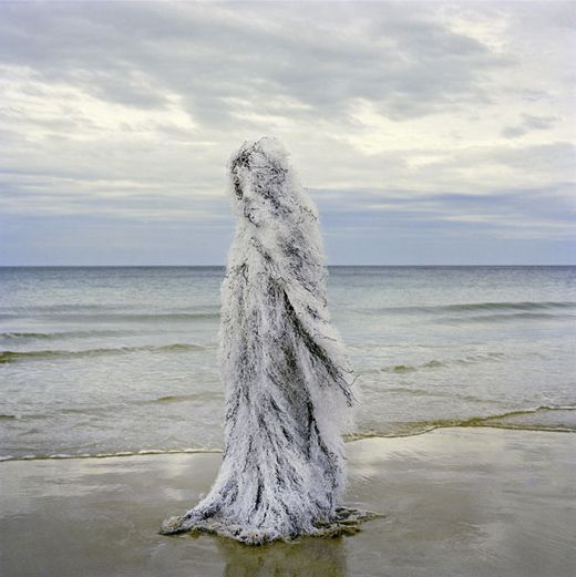 Polixeni Papapetrou, The Ghillies: Ocean Man, Artists, Galleries, Artist Polixeni, Man 2013, Costume, Photography