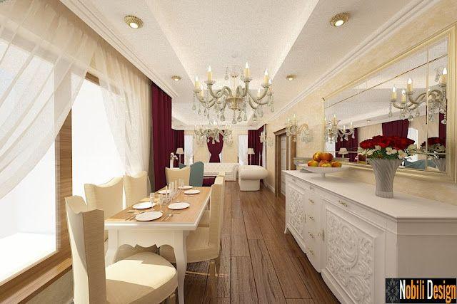 Firme domeniul design interior, arhitectura interior,amenajari interioare, poze, stiri, comunicate: Design interior case vile stil clasic Constanta
