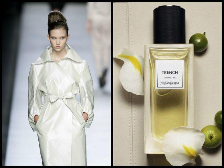 Le vestiaire des Parfum, Trench, eau de parfum