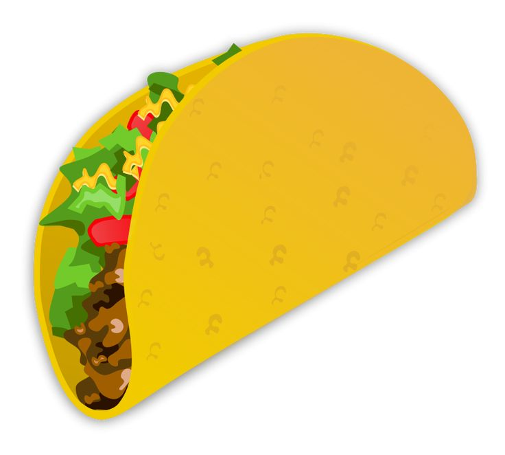 TODAY IS TACO DAY!! IM SO HAPPY RN!!  I have a something to say.. It's been almost a year, and I have 123 follower. That's amazing! (I have the worst sense of humor tho) Life needs to be lived by the fullest, eating tacos is a great idea, son!