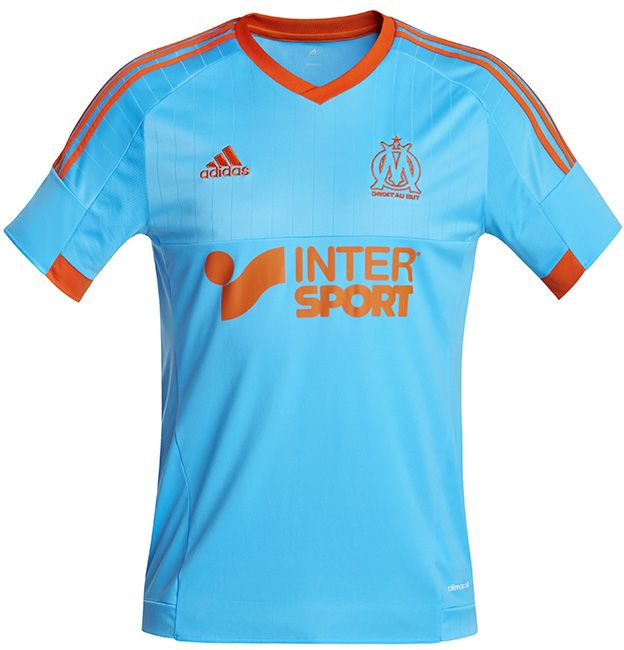 Olympique de Marseille. Fourth 2014-2015. #om #adidas