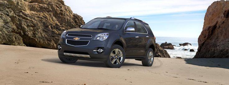 2015 Equinox: Fuel-Efficient SUV | Chevrolet