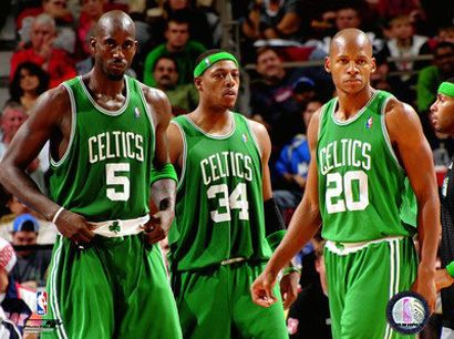 The Celtics are the Yankees of the NBA.... Did I just compare them to the NY Yankees????  My bad bros.. No comparison.