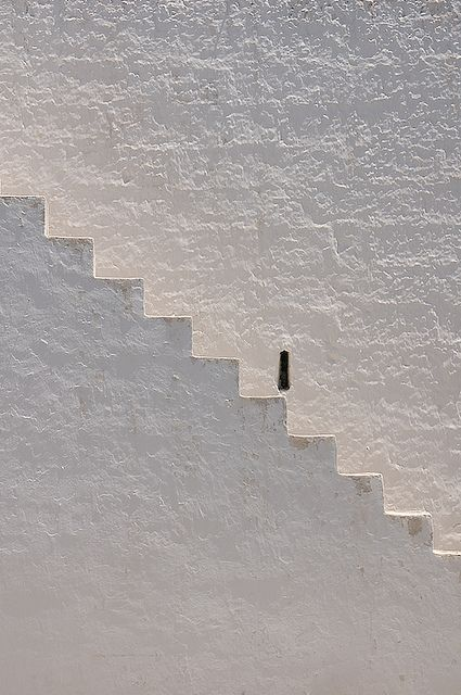 torre di difesa - salento - ext stair | escalinata - photo carlo pedretti