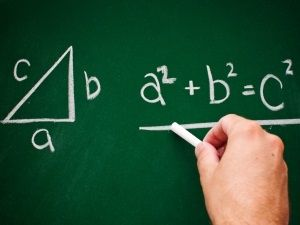 Schools are also to blame as increasing numbers ditch maths as a subject.