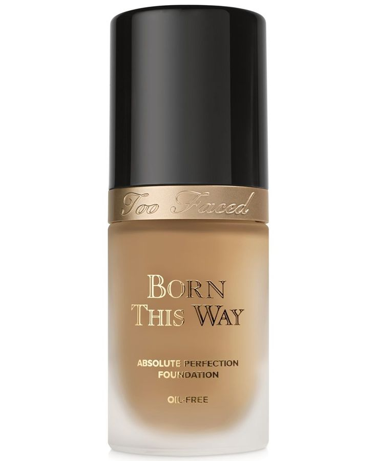 Born This Way is an oil-free foundation that masterfully diffuses the line…