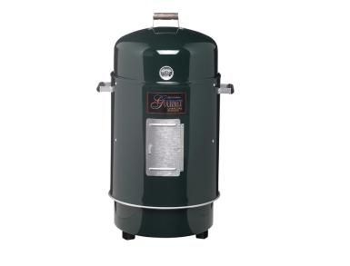 I got a vertical water smoker without instructions. How do I use it?: Brinkmann Gourmet Charcoal Smoker & Grill