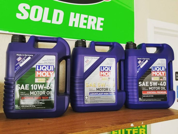 LIQUI MOLY SOLD HERE!! This is a Premium Synthetic Oil used on all cars here! Good for 10000 miles!! #germanmotorcare #mercedesbenz #bmw #audi #porshe #autorepair #mechanics #tampabayauto #specialist #OEM #repairshop