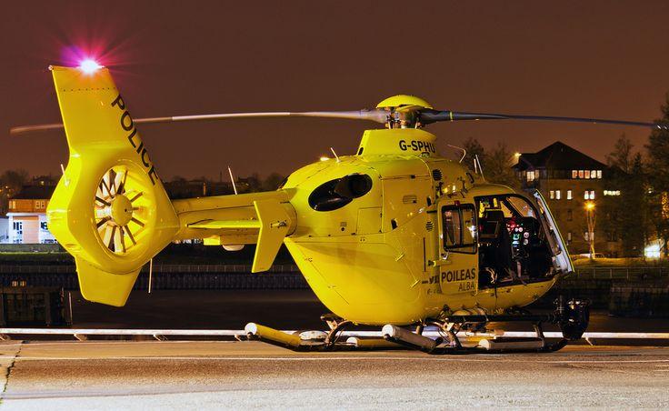 Police Scotland Eurocopter EC135