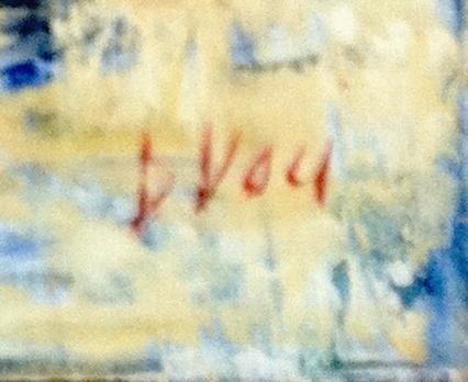 D Voci in Red : Diego's Signatures