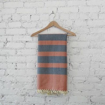 Ahhh, so easy, this would give me more space in my tiny linen closet. I'll hang my blankets!