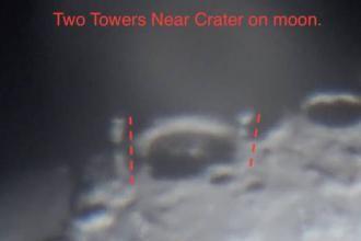 Лунные башни и другие необъяснимые артефакты (видео)
