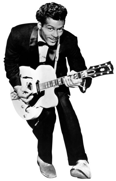 Chuck Berry will be the Rock and Roll Hall of Fame and Museum's 17th American Music Master! - my current work project. did i mention i love my job?