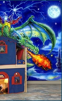 40 best images about dragon in the room on pinterest for Dragon bedroom ideas