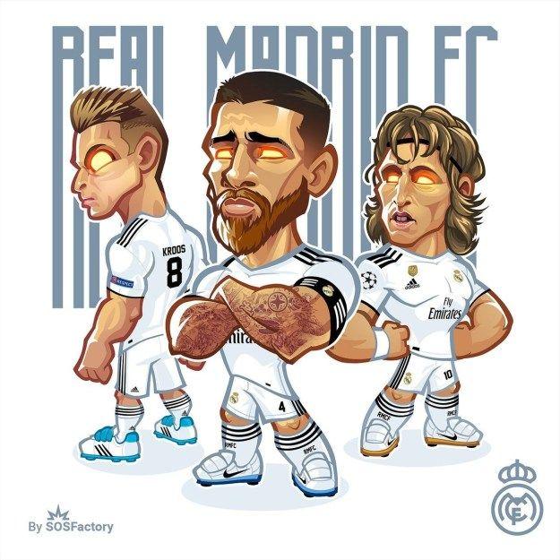 Imagenes De Real Madrid Por Whatsapp Sitio De Futbol Imagenes De Real Madrid Jugadores Del Real Madrid Dibujos De Futbol