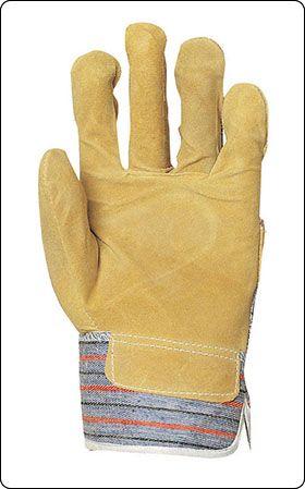 Γάντια εργασίας δερμάτινα Eurotechnique 204
