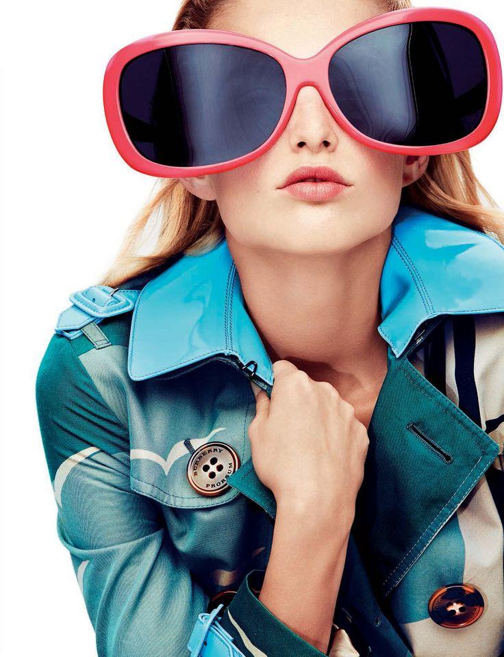 Michaela Kociánová by Alexei Hay for Elle Italia May 2015