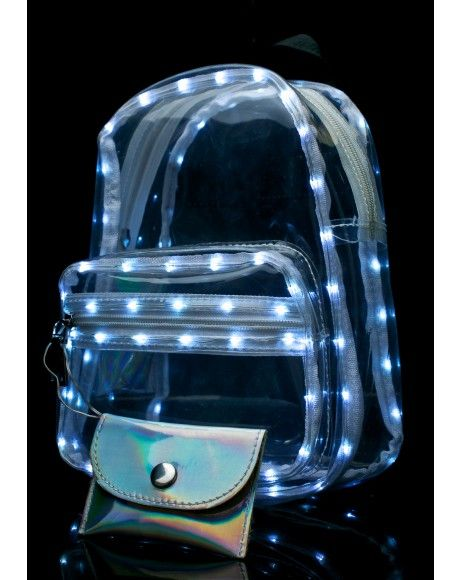 Current Mood Peace And Light Circle Backpack | Dolls Kill