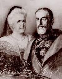 MS Regele Carol I al Romaniei si Regina Elisabeta