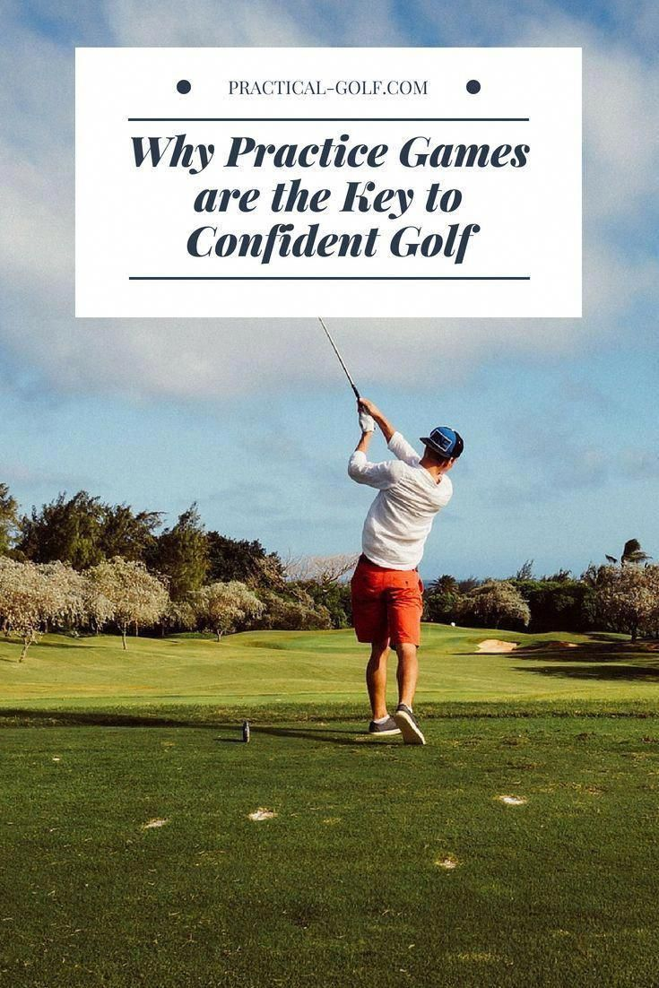 Why Practice Are The Key To Confident Golf Tips Golfing For Beginners Help How Tee Putting