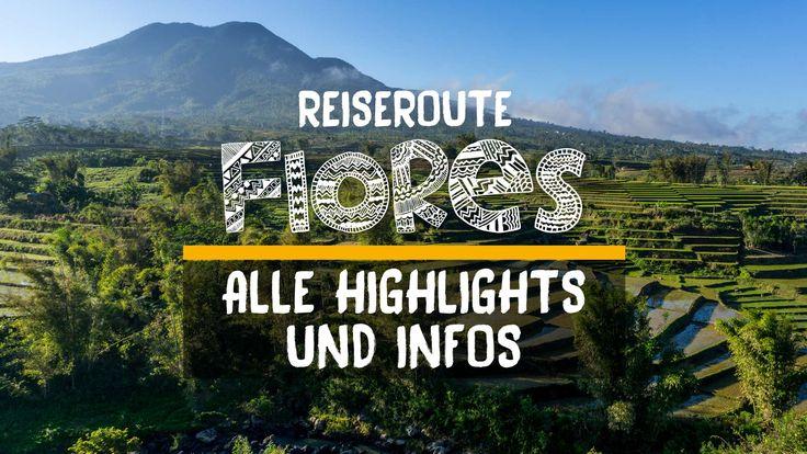 Alle Infos, Sehenswürdigkeiten und Must-Sees einer zweiwöchigen Flores-Reise. Anfahrt und Transportmittel inklusive.