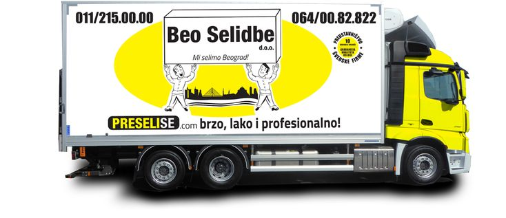 Selidbe Beograd #selidbebeograd http://www.beo-selidbe.rs/ info@preselise.com 0112150000 * 064- 00 82 822