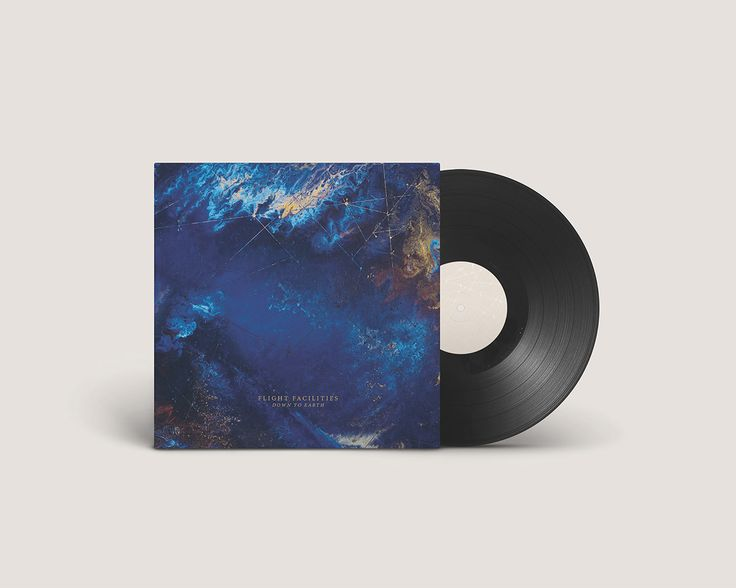 Record Cover / Design for Music - Flight Facilities on Behance
