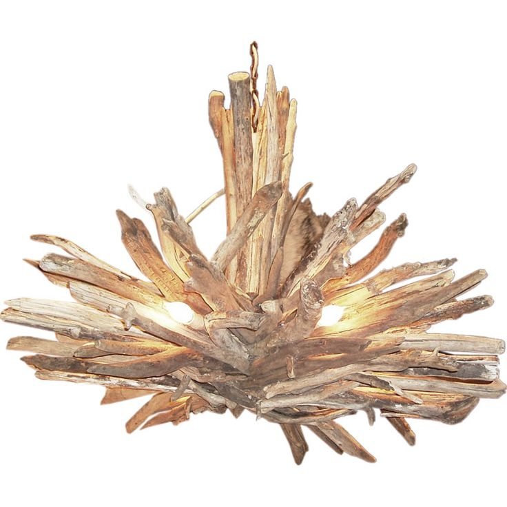 17 Best images about lighting – Driftwood Chandelier