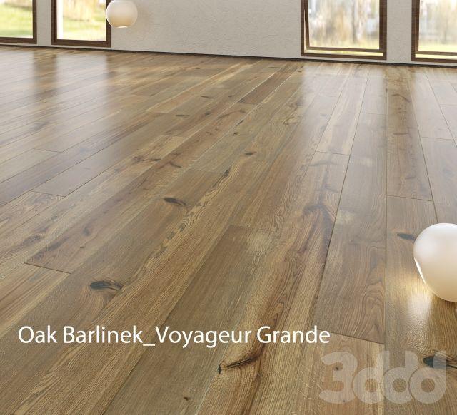 Паркетная доска Barlinek Barlinek Floorboard - Jean Marc Artisan - Voyageur