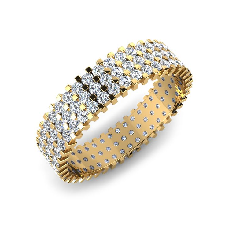 GLAMIRA Yüzük Bianca Swarovski Kristal satın al | GLAMIRA.com.tr