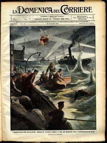 Il Resto del Carlino 1914-1918: la guerra in prima pagina - Biblioteca dell'Archiginnasio
