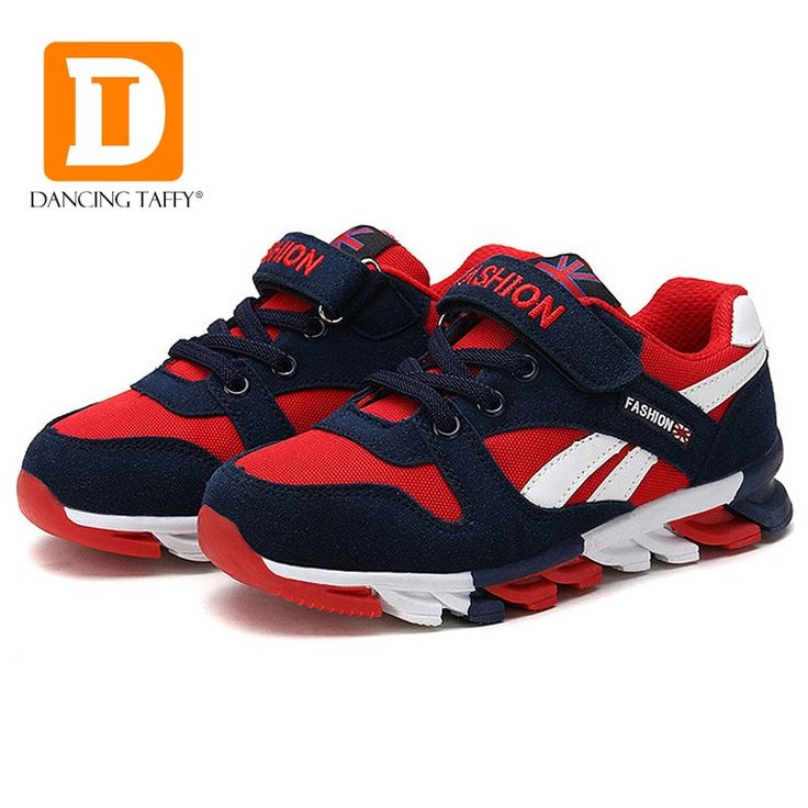 New Breathable Children Shoes 2017 Brand Boys Sneakers Girls Sport Shoes Child Rubber Leisure Trainers Casual Kids Sneakers - Kid Shop Global - Kids & Baby Shop Online - baby & kids clothing, toys for baby & kid