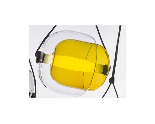 CAPSULA - Lampa BROKIS http://esencjadesign.pl/lampy-wiszace/3089-lampa-wiszaca-capsula.html