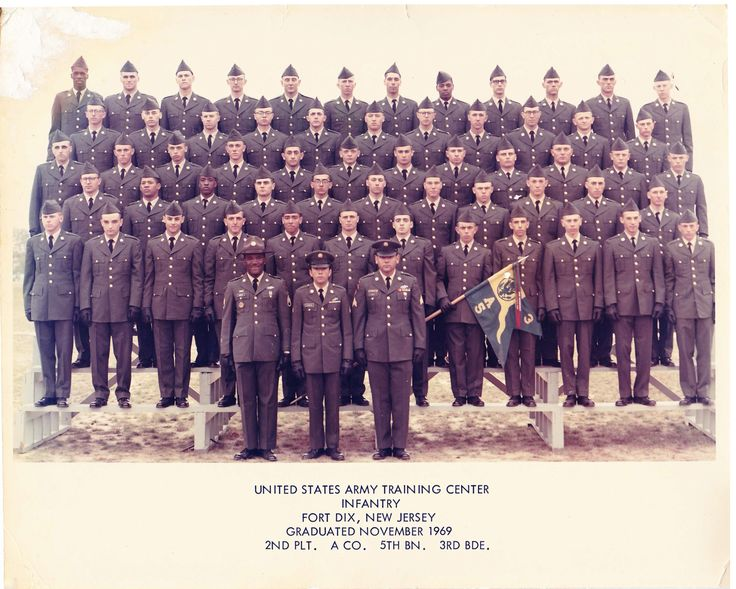 1969 Fort Dix A 5 3 2nd Platoon Fort Dix Pinterest Army