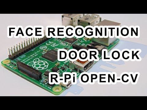 20) Face Recognition Based Door Lock and Home Automation Using