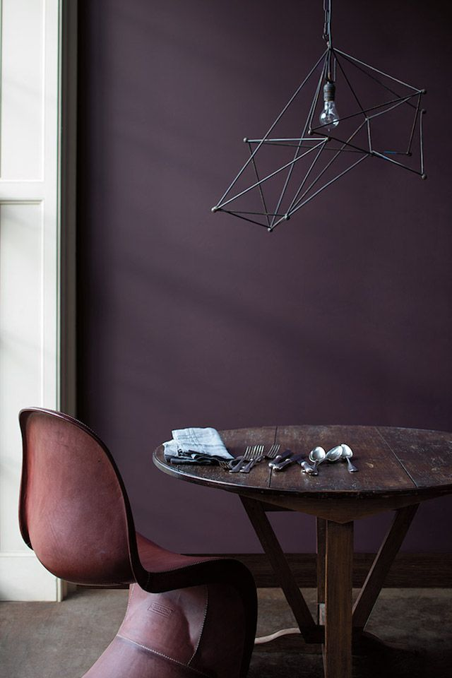 Dark Days, dark interiors | FrenchByDesign