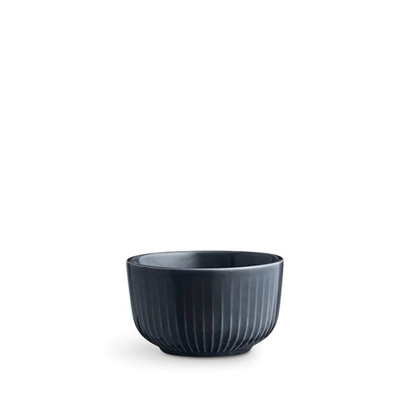 Hammershøi bowl anthracite mini